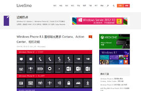 wordpress博客主题:简洁windows live风格Theme Codename H分享
